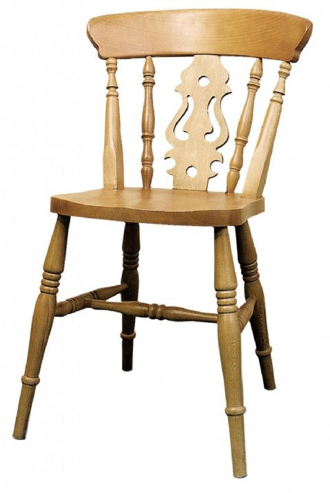 Fiddle Back Side Chair